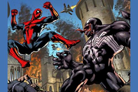 Which Spider-man/Venom are you?
