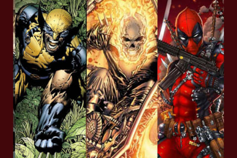 Which Marvel Anti Hero Are You?
