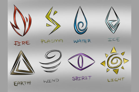 Which Element of Magic Will You Practice?