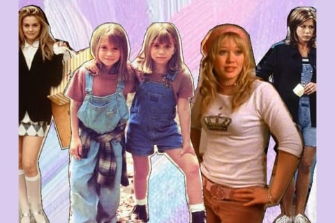 Which Iconic 90s TV Character Is Your Fashion Icon?