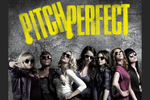 What kind of movie is pitch perfect