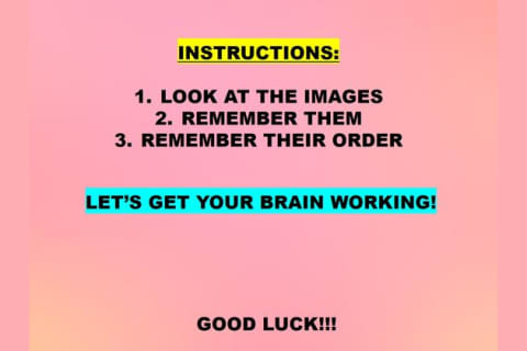 Visual Test To Quickly Check Brain >> Only 3 Of People Can Complete This Test Without A Single Mistake