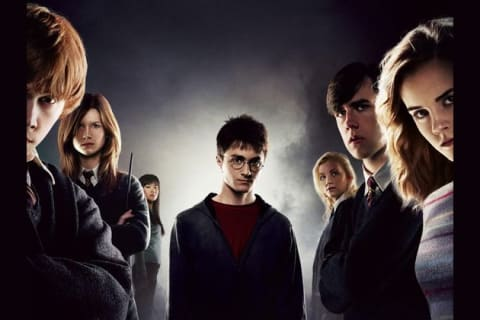 what Harry Potter Character Are You?
