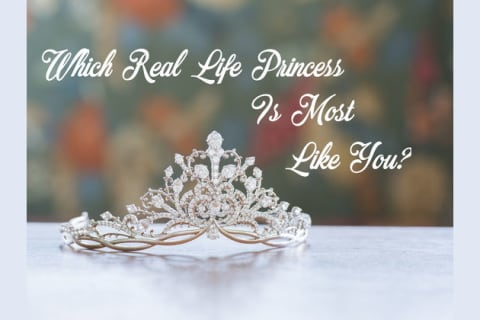 Which Real Life Princess Is Most Like You?