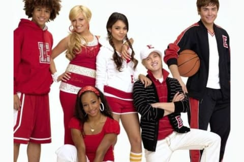 Taylor from high school musical