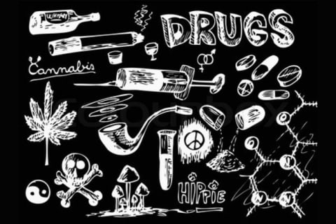 Which Illegal Drug Are You?