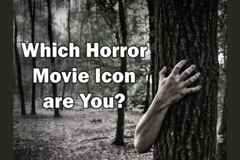Which Iconic Horror Movie Character Are You?