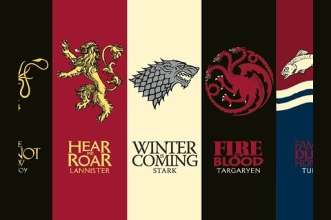 What S Your Game Of Thrones House