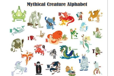 What Mythological Creature Are You? (Girls Only)