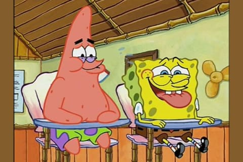 Which Spongebob Squarepants Character Are You
