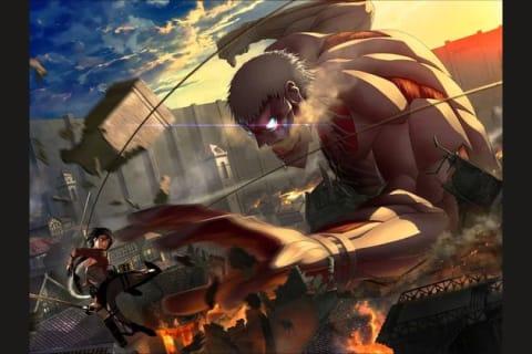 which titan are you attack on titan