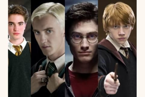 What Male Harry Potter Character Are You?