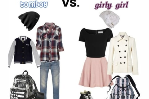 Are You a Tomboy or a Girly Girl?
