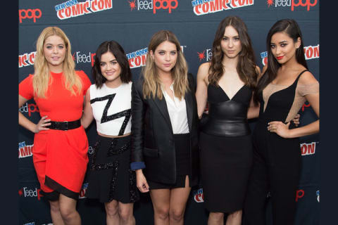 Which 'Pretty Little Liars' Star Is Your Style Twin?