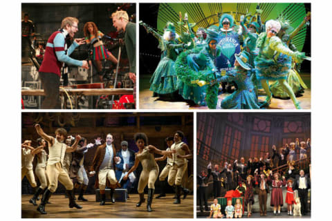 Design Your Own Broadway Show, And We'll Tell You Which Tony
