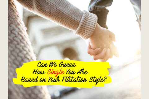 Can We Guess How Single You Are Based on Your Flirtation Style?