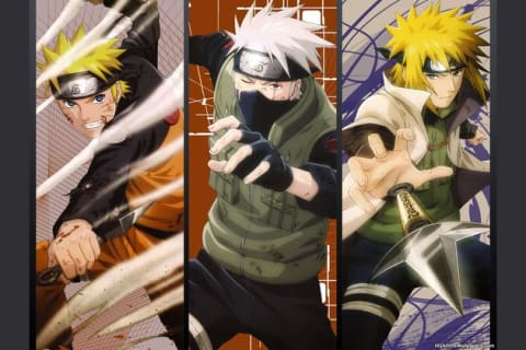 WHICH NARUTO CHARACTER BEST SUITS YOU