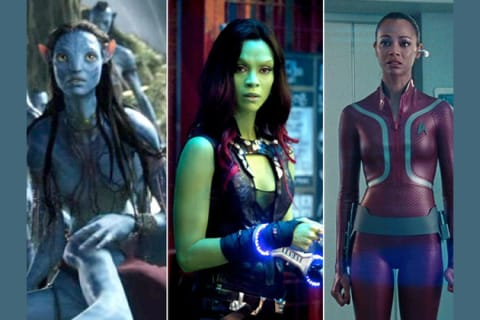 Which Sci Fi Zoe Saldana Are You