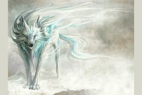 What is your mythical spirit animal?