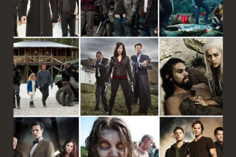 Which Fantasy/Sci-Fi TV Series Do You Belong In?