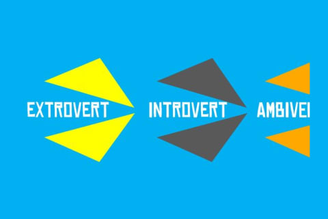 This Triangle Test Can Assess If You're An Introvert, An Extrovert