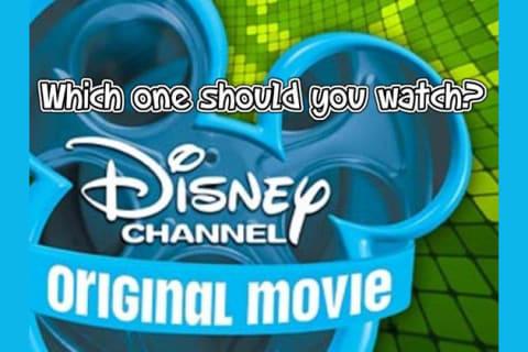 Which Disney Channel Original Movie Should You Watch?