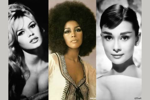 Which 60s Beauty Icon Are You?