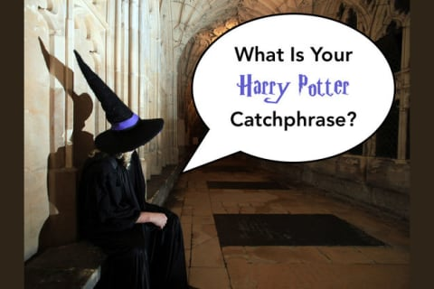 What S Your Harry Potter Catchphrase