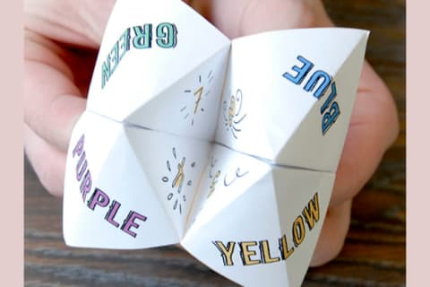 This Fortune-Telling Quiz Will Reveal The First Letter Of