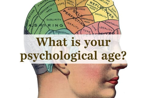This Test Will Reveal Your Psychological Age