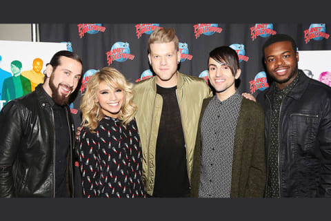 Who is your favorite Pentatonix member?