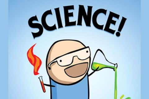 What Science Field are you Meant For?