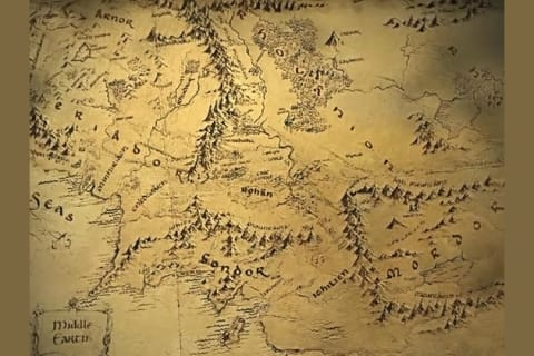 Where In Middle Earth Do You Belong?