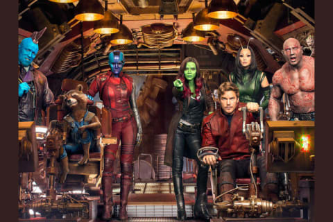 Guardians Of The Galaxy 2 Female Characters