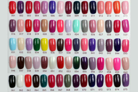 What Color Should You Be Painting Your Nails According To
