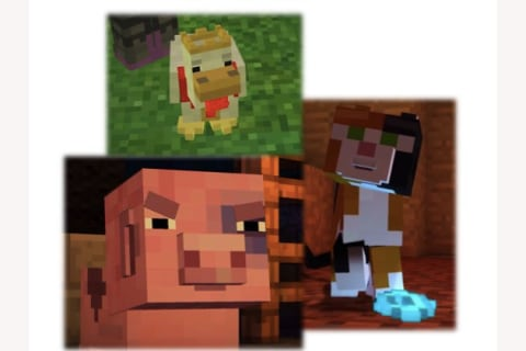 Which Minecraft Story Mode Pet Would You Be Ks