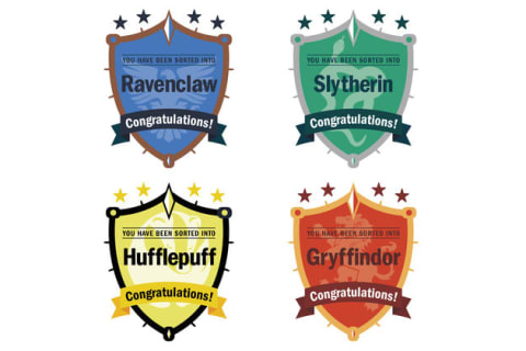 Which Hogwarts House Are You Find Out With Time Out London S