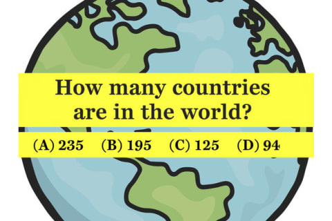 Only People With An IQ Score Of 144 Or Higher Passed This Geography Test