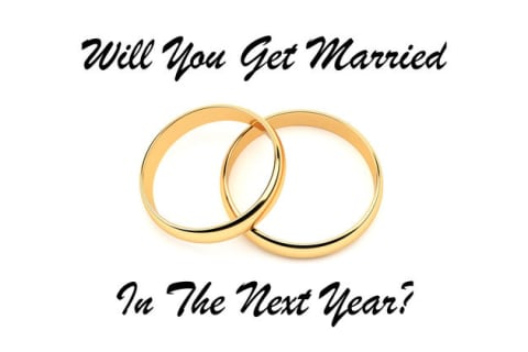 Will You Get Married In The Next Year? Take This Quiz To