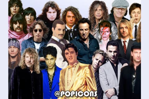 Which Rock Icon Are You
