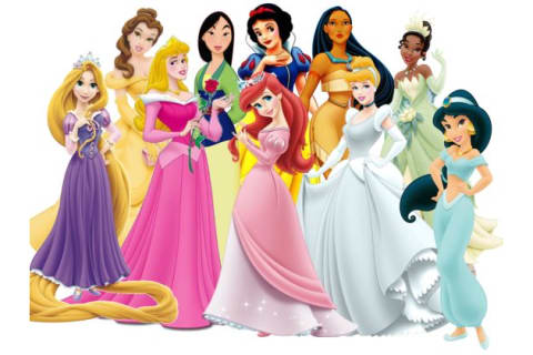 Which Disney Princess Dress Fits Your Personality