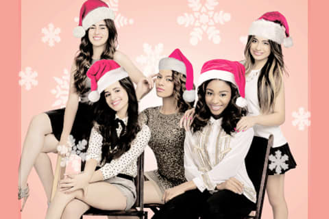Fifth Harmony All I Want For Christmas Is You.Maximum Pop Which Fifth Harmony Member Are You Based On