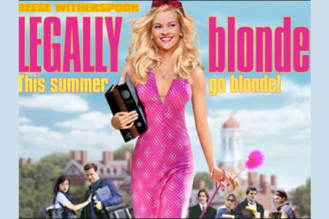 Which Legally Blonde Character Are You?