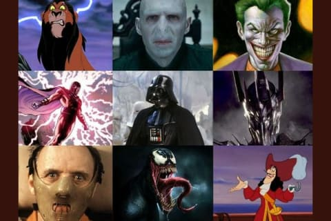 What Villain Are You Like When You're Angry?