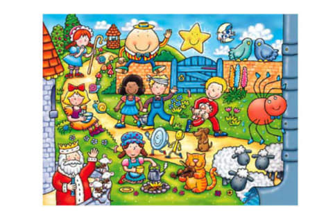 Image result for nursery rhyme character picture