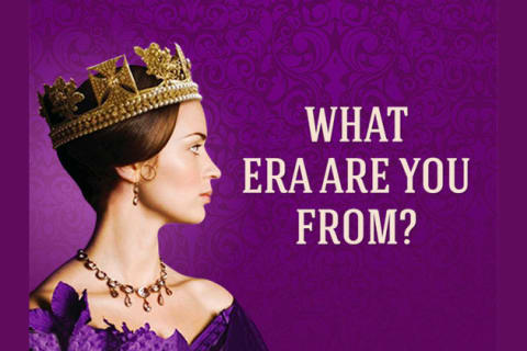 Test: What Era Do You Belong To?