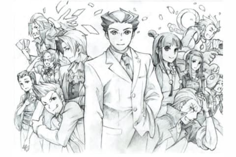 What Ace Attorney Character Are You