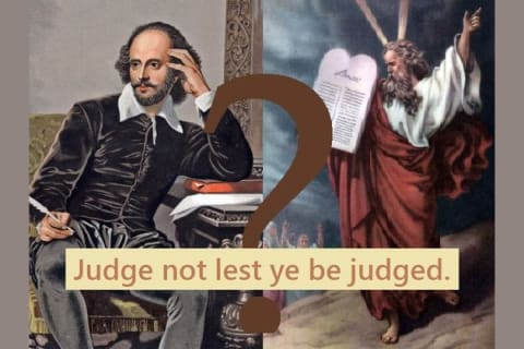 Do You Know Bible Quotes From Shakespeare Quotes