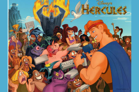 Which Hercules Character Are You