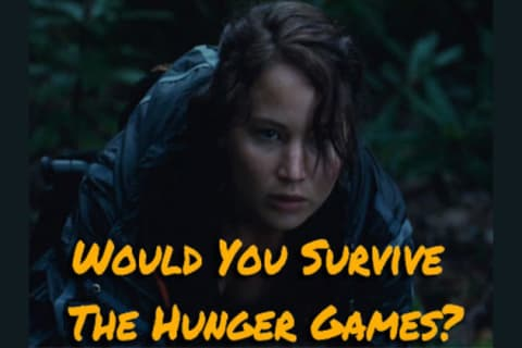 Would You Survive The Hunger Games